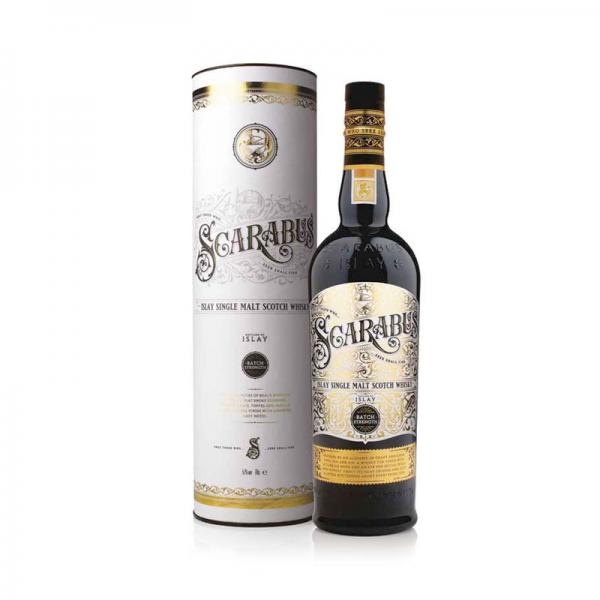 Scarabus - Batch Strength Islay Single Malt - 57% vol. 0,7l