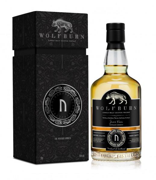 Wolfburn Kylver Series 2 - 50%vol. 0,7l