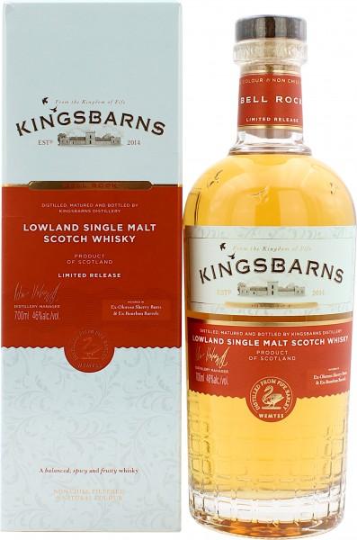 "Kingsbarns ""Bell Rock"" Limited Edition 46% vol. 0,7l"