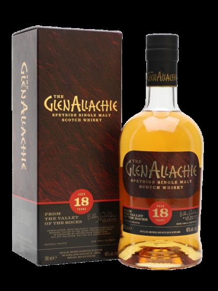 Glen Allachie 18 Jahre 46,0% 0,7l
