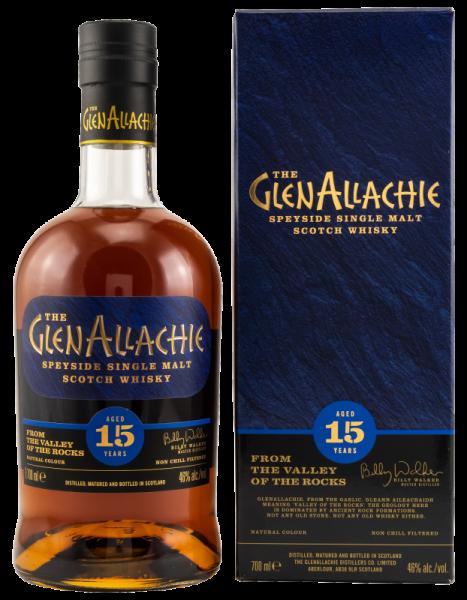 Glen Allachie 15 Jahre 46% 0,7l