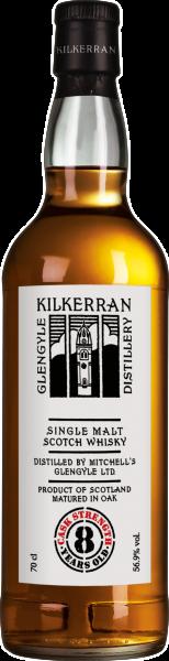 Kilkerran 8 y.o. Release 2021 56,9% vol. 0,7l