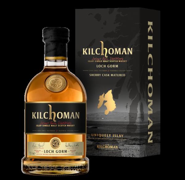 Kilchoman Loch Gorm 2017 Sherry Cask 46%vol. 0,7l