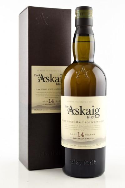 Port Askaig 14 Jahre Bourbon Cask, 45,8%vol., 0,7l