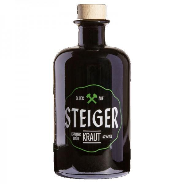 Steiger Kraut 42% vol., 0,5l