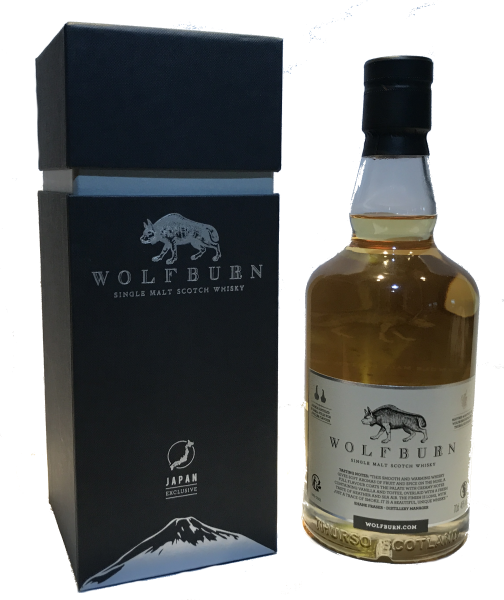 Wolfburn Japan Exclusive - 46%vol. 0,7l