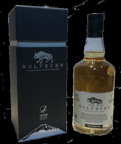 Wolfburn Japan Exclusive - 46%vol. 0,7l